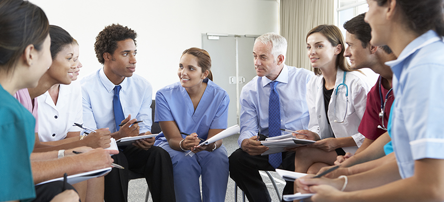 Tackle Bullying between Healthcare Providers (photo courtesy Shutterstock)