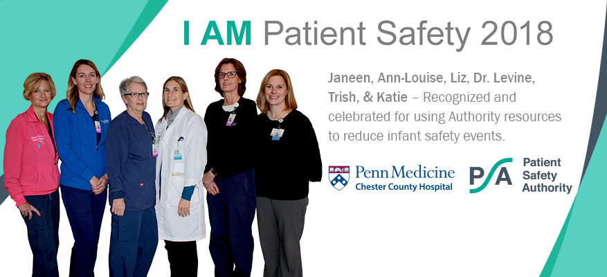 Learn from their Patient Safety Story