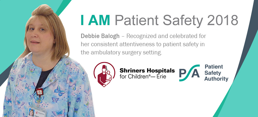 Learn from her Patient Safety Story