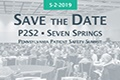 Save the Date for P2S2 2019!
