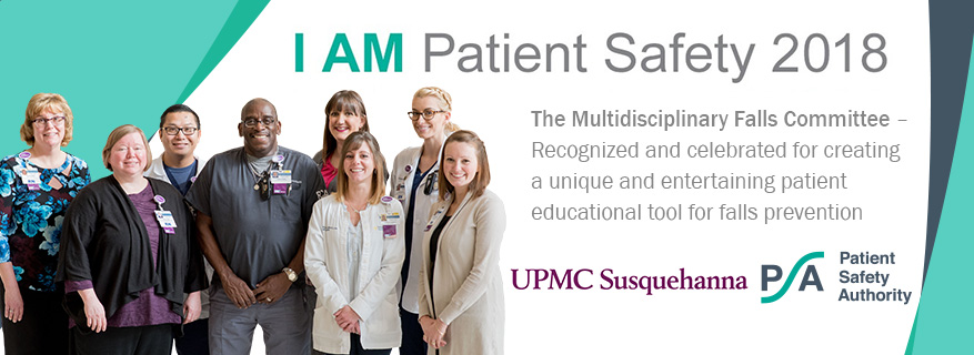 The Multidisciplinary Falls Committee