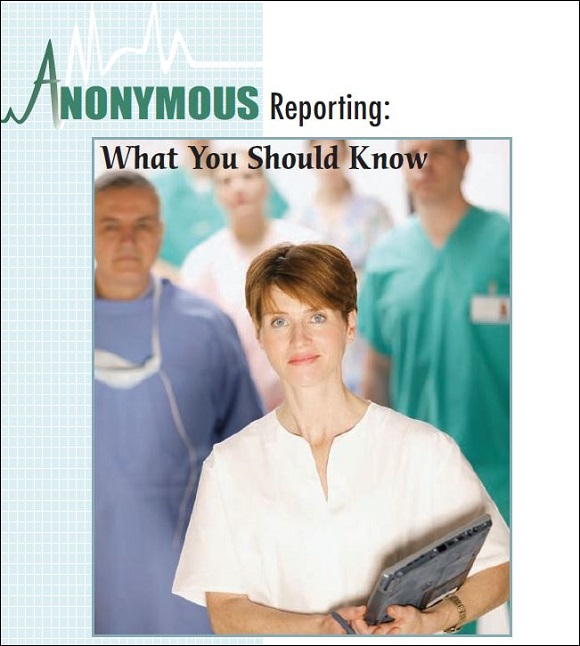 Anonymous Reporting: What You Should Know