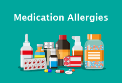 Medication Allergies – Trends and Patterns